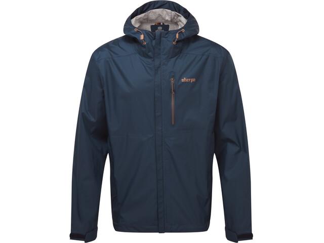 Sherpa Kunde 2.5 Layer Jacket Men rathee blue